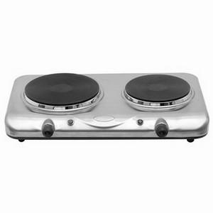 Doppel- Kochplatte, 230 V, 1000 W bzw. 1500 W