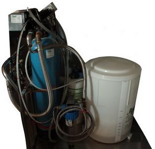 Wasserenthärtungsanlage Culigan, 1800 lt. / Stunde