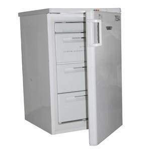 Tiefkühlschrank, ca. 110 lt., 230 V, 90 W, 3 Laden
