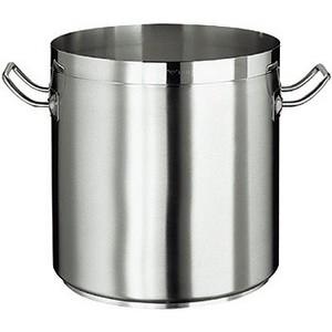 Kochtopf, CrNi- Stahl, ca. 60 lt., ohne Deckel