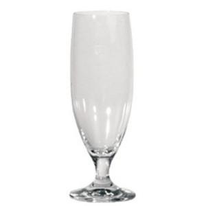 Bierglas, 0,3 lt., Tulpe, mit Fuß