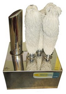 Gläserpoliermaschine, 230V, 1200 W