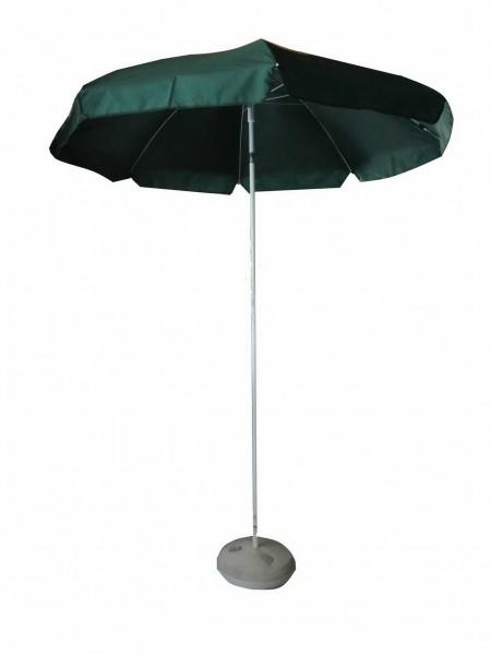 Sonnenschirm, grün