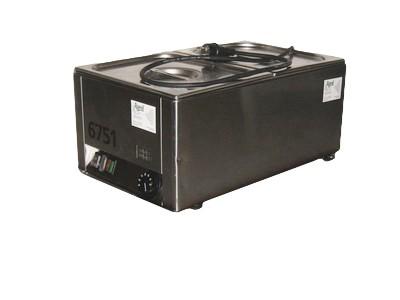 Bain Marie, 1x 1/1 GN, Tischgerät, (als Würstelwärmer) 230 V, 1 kW