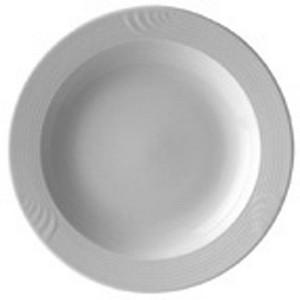 Suppenteller, Porzellan, Ø 23 cm, Bauscher Carat