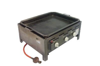 Gas- Griller