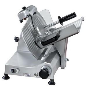 Aufschnitt- Maschine, Ø 30 cm Messer