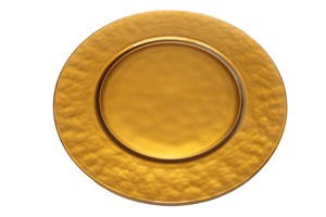 Platzteller Gold Ø 32 cm