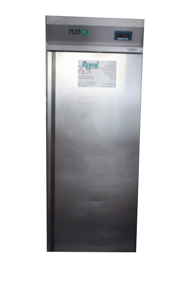 Gastro Tiefkühlschrank, CrNi, 660 lt., 2/1 GN, 230 V, 650 W