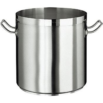 Kochtopf, CrNi- Stahl, ca. 50 lt., ohne Deckel