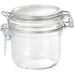Einkoch- bzw. Rexglas mit Deckel, rund, 200 ml, Fingerfood