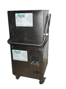 Durchschub- Geschirrspüler, (Haube), 400 V, 7 kW, 10,5 A, 16 CEE