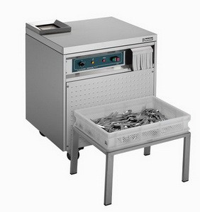 Besteckpoliermaschine, Lugama 8000, 230 V, 1700 W