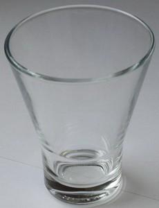 Dessertschale, Glas, Ypsilon, Ø 6,5 cm, h: 8 cm, 100 ml, Fingerfood