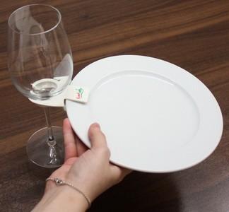 Party - Clip, Kunststoff, 8 x 5,5 cm, bruchfest