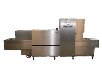 Bandspüler für Geschirr, Meiko 190 P, 465 cm, 400 V, 40 kW, 60 A, 63 CEE