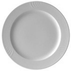 Salat- bzw. Dessertteller, Porzellan, Ø 20 cm, Bauscher Carat