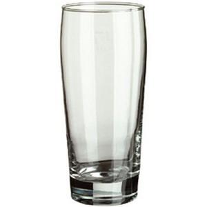 Bierglas, 0,5 lt., Halbe, Willy-Stutzen